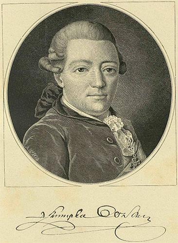 Дмитрий Васильевич Волков
