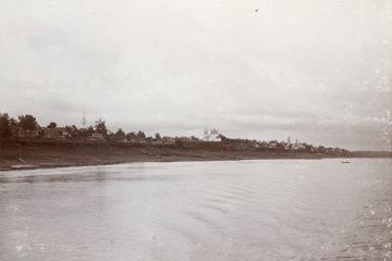 Село Норское.