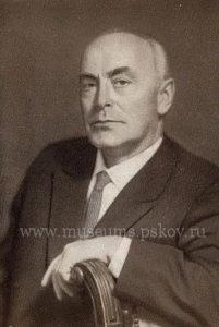 Воронин Николай Николаевич, археолог