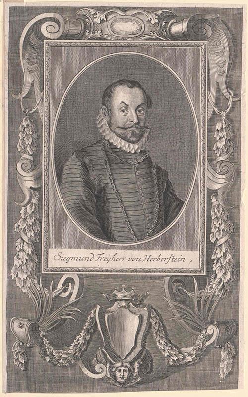 Siegmund Herberstein
