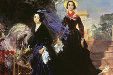Александра и Ольга Шишмаревы