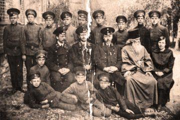 Выпуск великосельского училища