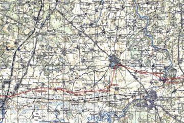 Железная дорога через село Великое