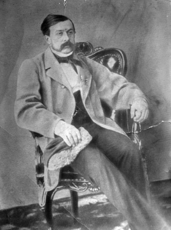 Мировой посредник Костылев Николай Александрович