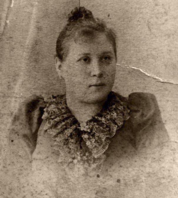 Костылева (Сосинова) Александра Ивановна