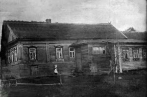 дом в деревне Санково