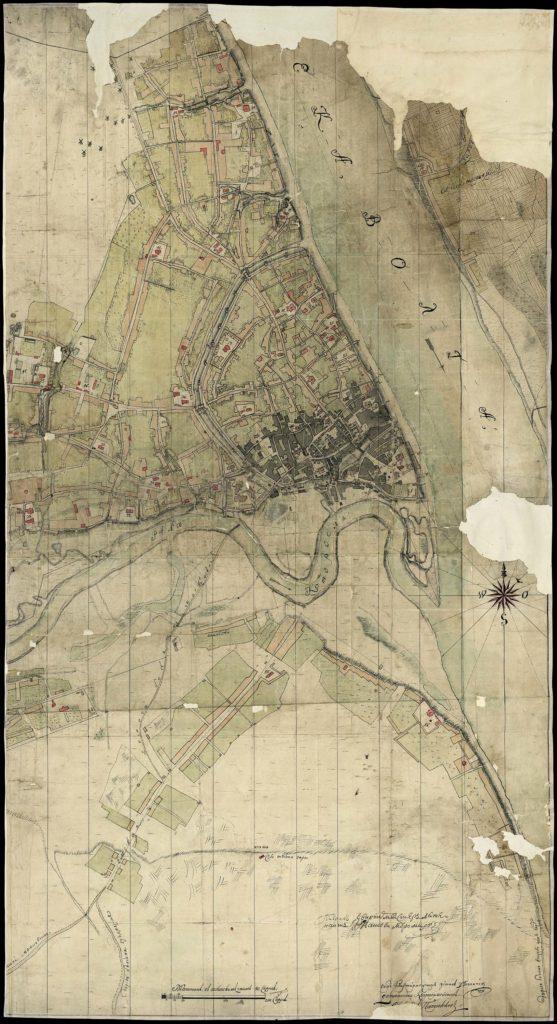 План города Ярославля