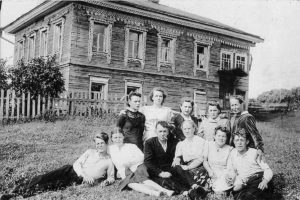 село Холм Огарев