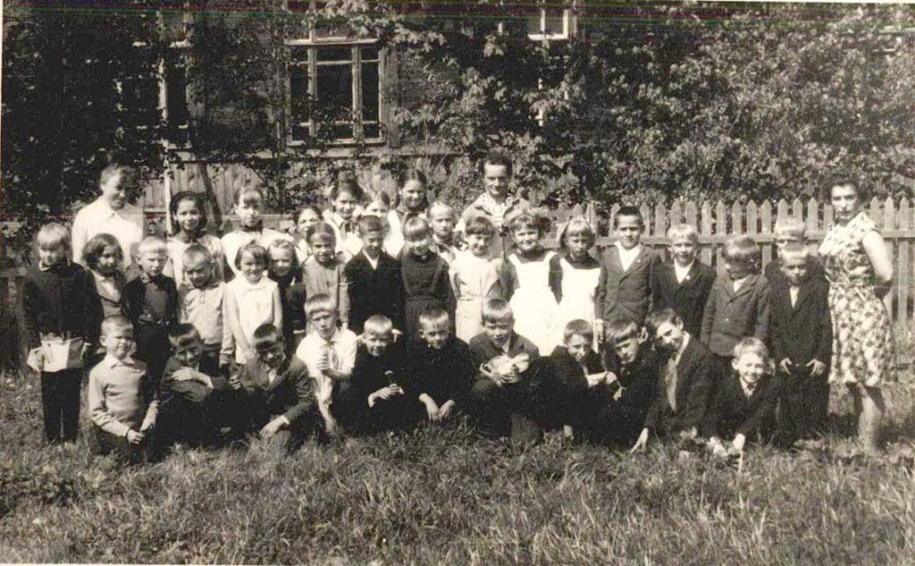 Творинская начальная школа