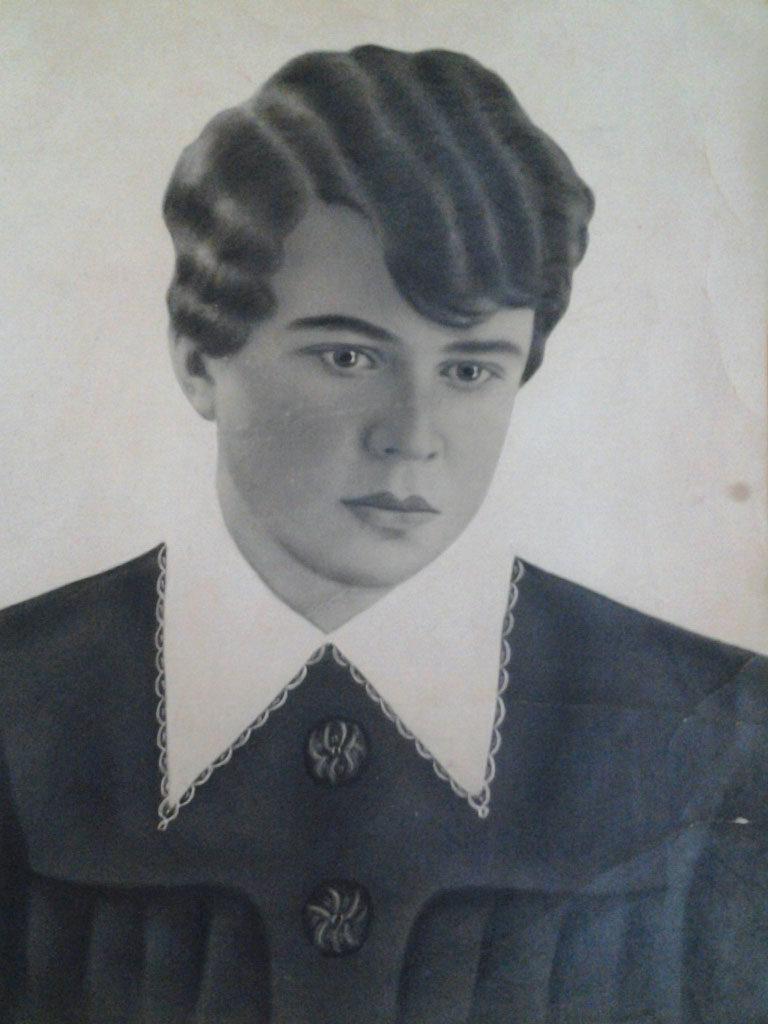 Учитель Рахиль Ивановна Белова
