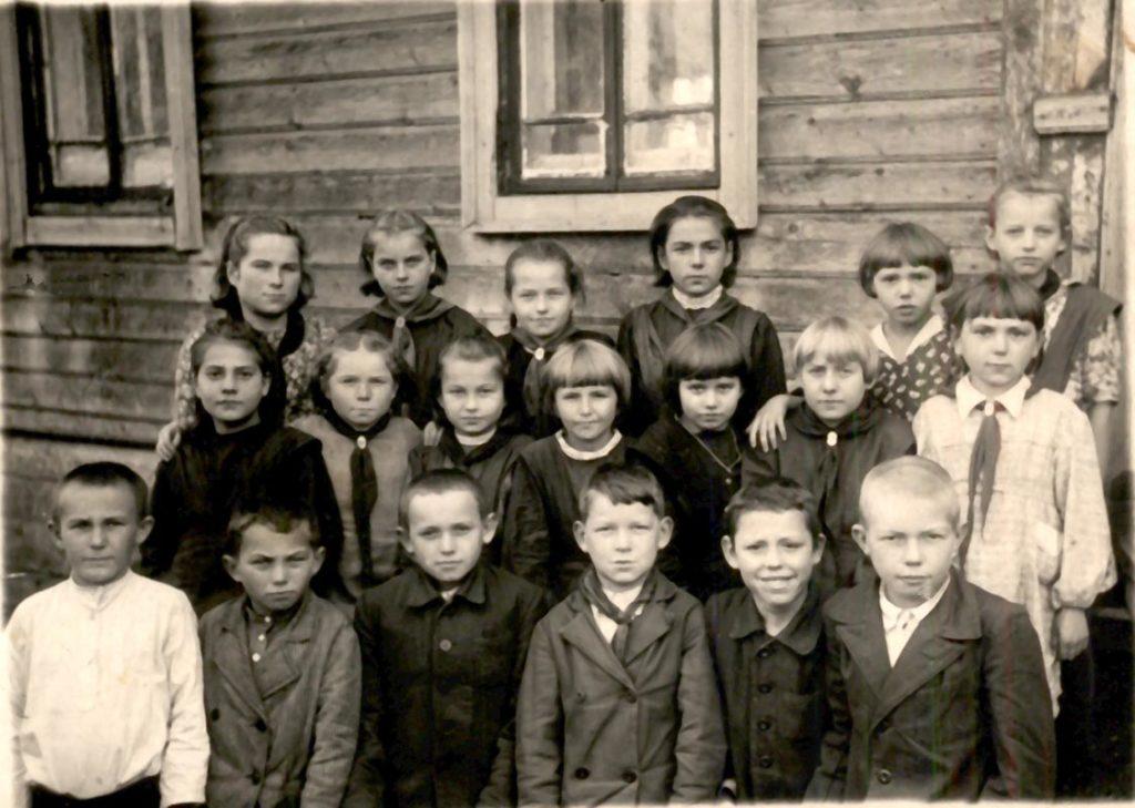 1949г., с. Величково