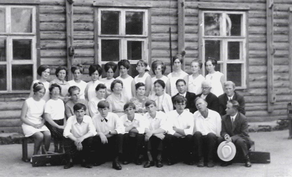 Шопшинская школа