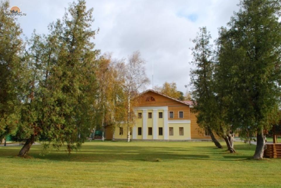 Щекотово, усадебный дом