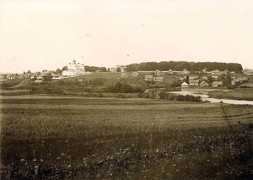село Стогинское Гаврилов-Ямского района