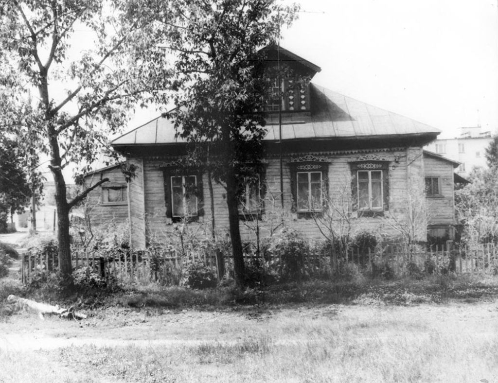 дом кулака Носова в Шопше
