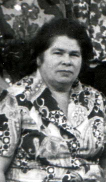 Александра Семеновна Панасенко
