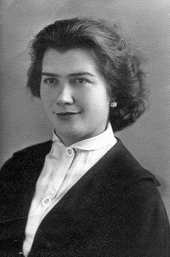 Фаина Леонидовна Тарарушкина