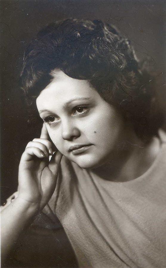 Нина Павловна Белоусова