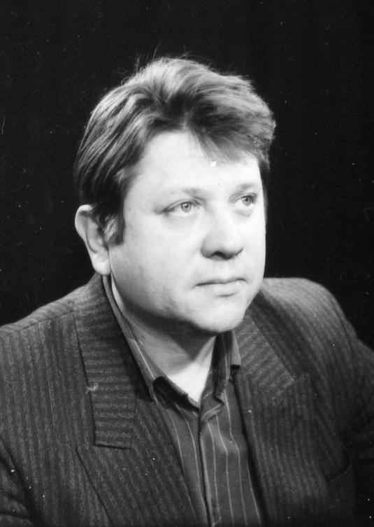 Актер Валерий Сергеев