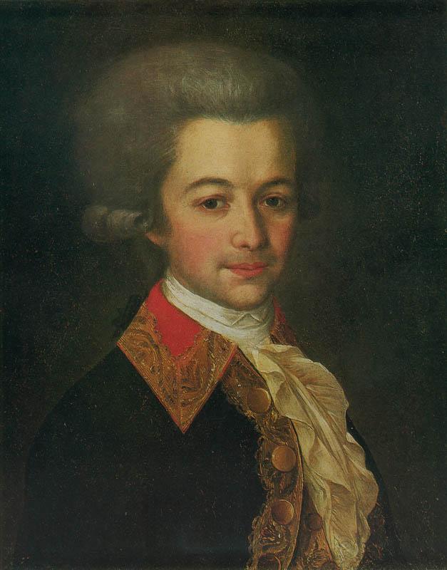 Николай Александрович Майков