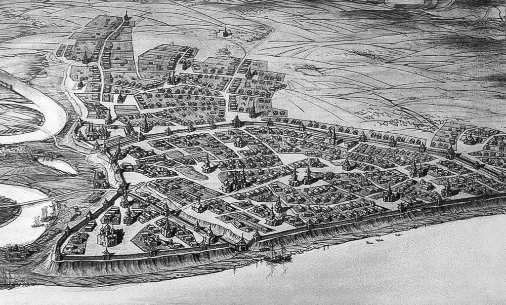 Описание города Ярославля