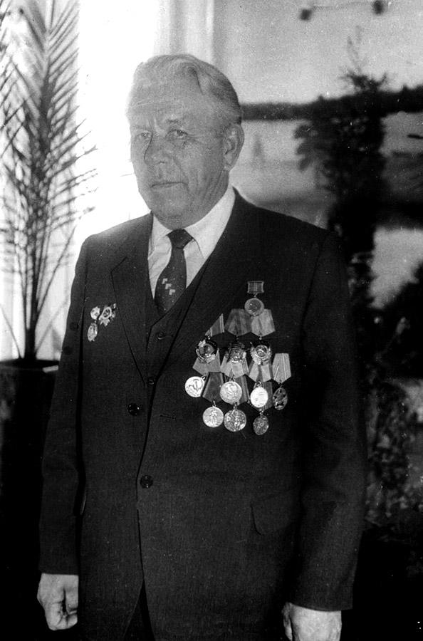 Скребков Юрий Алексеевич