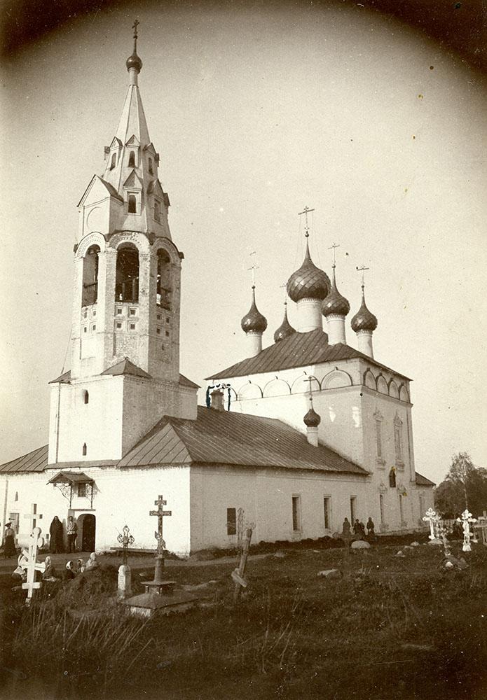 Церковь Михаила Архангела в Норском