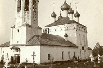 Архангельская церковь в Норском