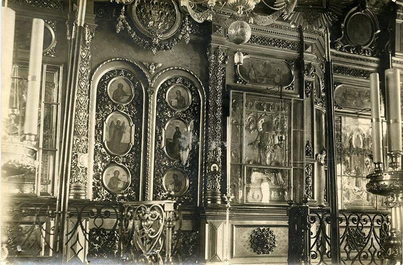 Покровская Церковь в селе Великом