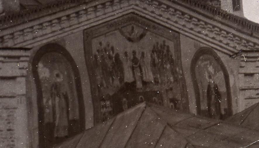 Церковь Покрова Богородицы в селе Великом