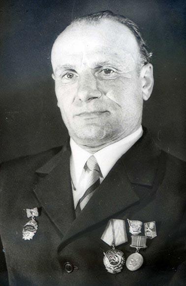 Бульбесов Александр Павлович