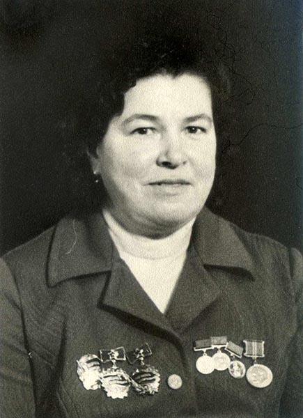 Никифорова Валентина Ивановна