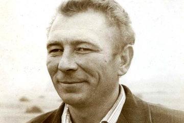 Шопша Валентин Николаевич Сергеев