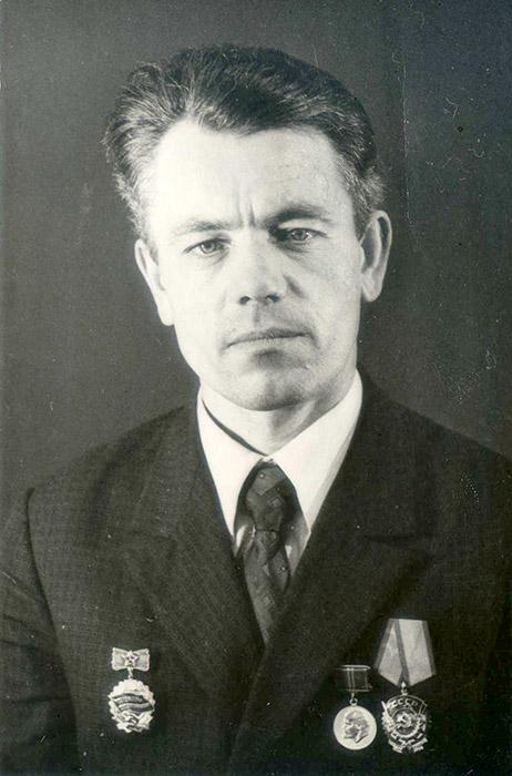 Петровичев Николай Васильевич