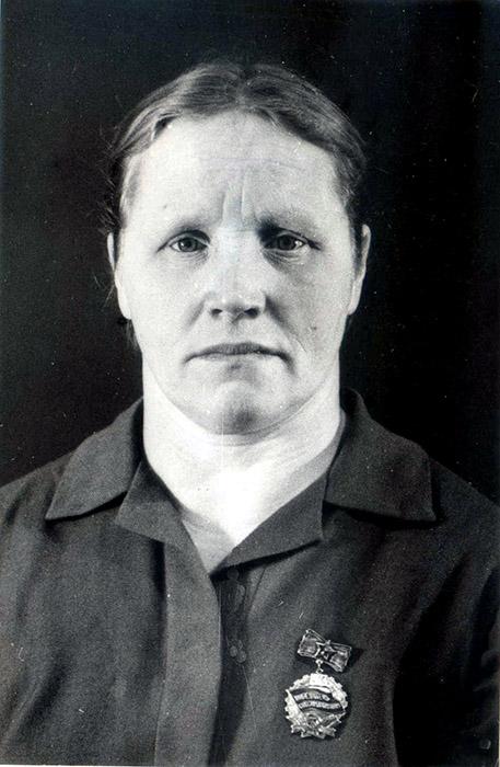 Лидия Леонидовна Петровичева