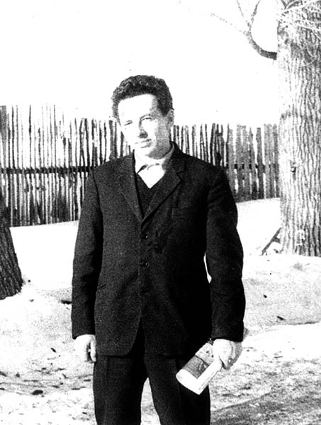 Чубаров Шопша