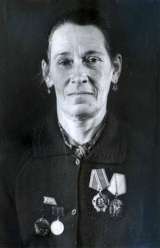 Закидкина Антонина Михайловна