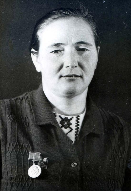 Каляганова Александра Федоровна