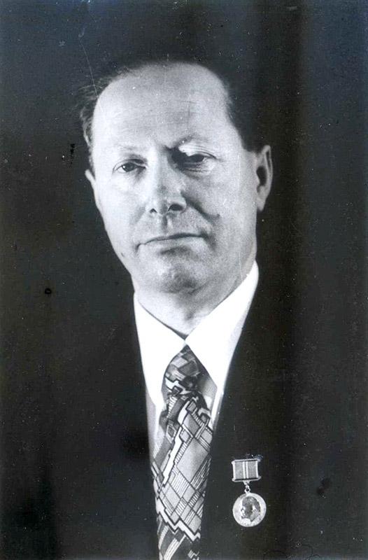 Кирьянов Валентин Николаевич