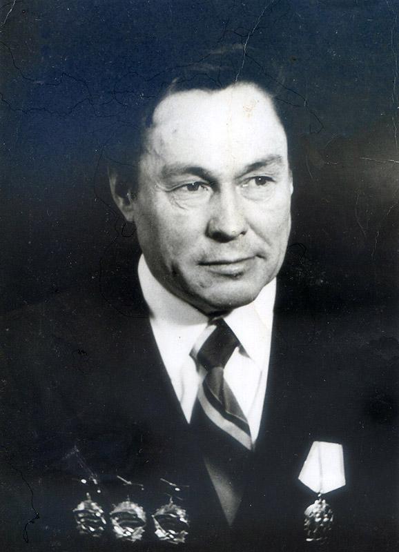 Клещев Николай Васильевич