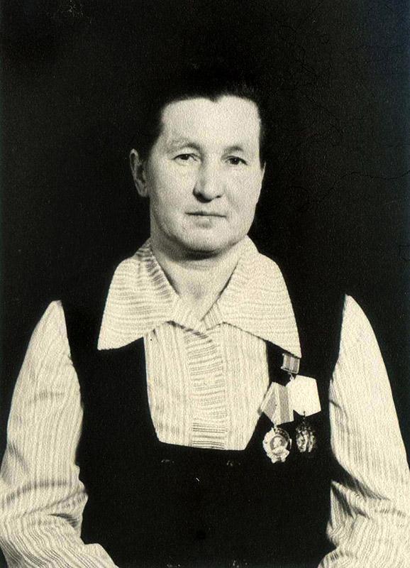 Ковалева Елизавета Михайловна