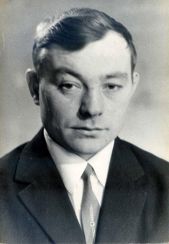 Лазарев Владимир Евгеньевич