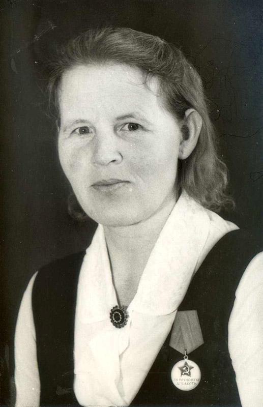 Мартьянова Капитолина Ивановна