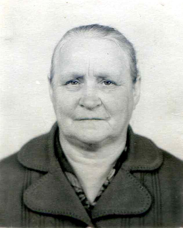 Стаценко Капитолина Васильевна