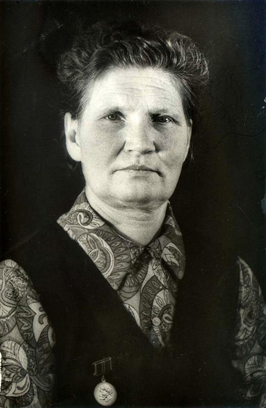 Телятникова Зоя Петровна