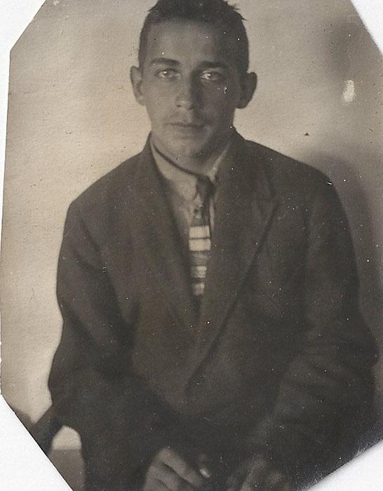 Огороднов Михаил Ерофеевич