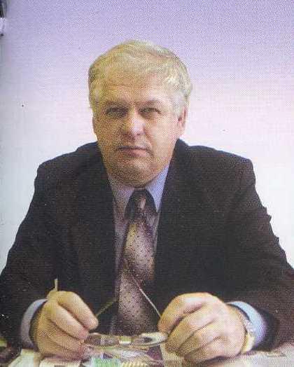 Заместитель генерального директора Николай Васильевич Семенов