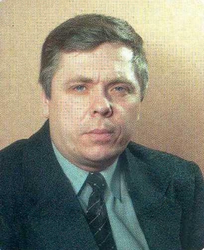 Начальник ткацкого производства Алексей Николаевич Червяков