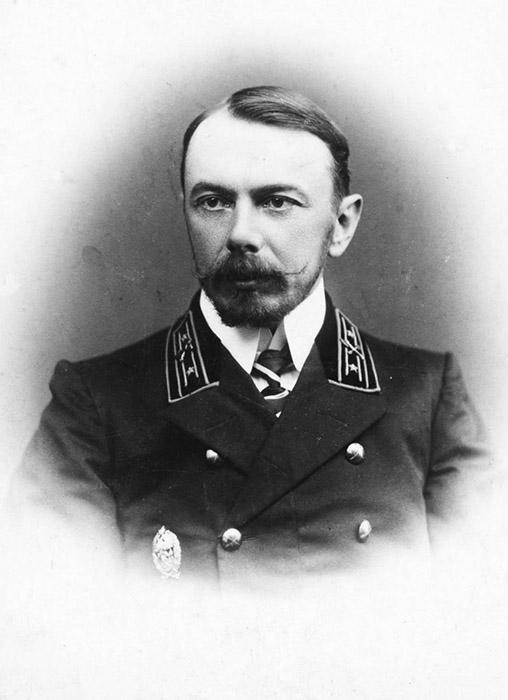 Николай Юрьевич Лермонтов