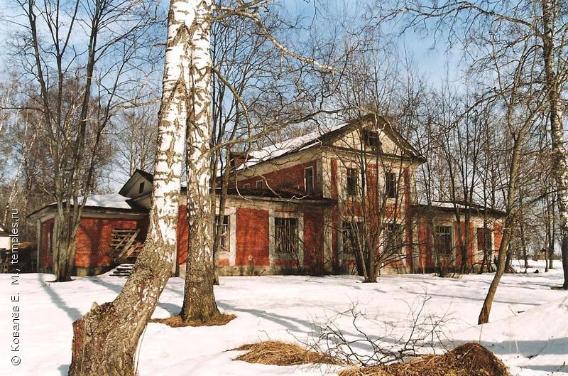 Больница в селе Ильинское-Урусово